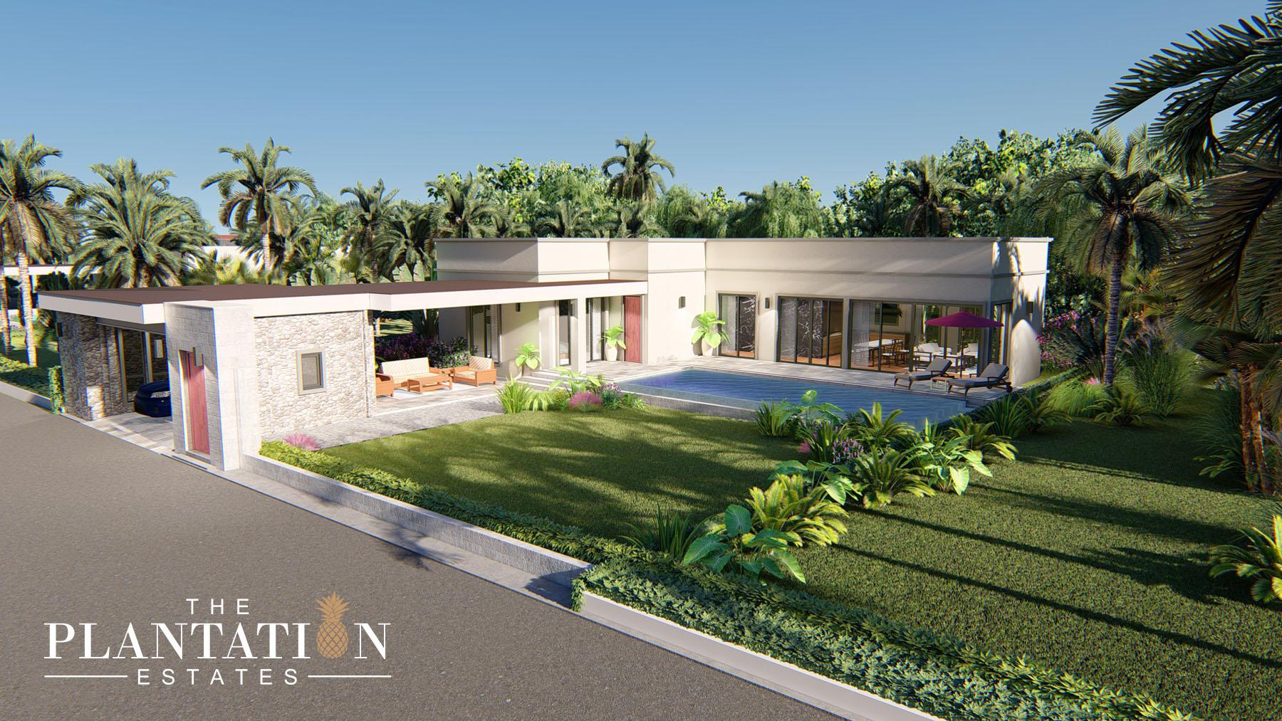 House Design Types The Plantation Estates Thailand