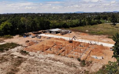 Construction Update 27th August 2019